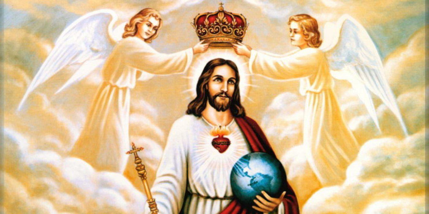 Isus Krist – moćni Kralj, božanski Spasitelj, Otkupitelj i Osloboditelj –  naša sreća i vječni spas! - Međugorje Info